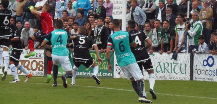 CD Lealtad 0 – 1 Racing de Santander