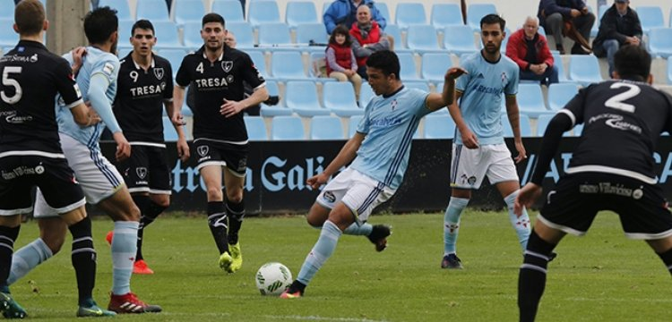 Celta B 2 – 1 CD Lealtad