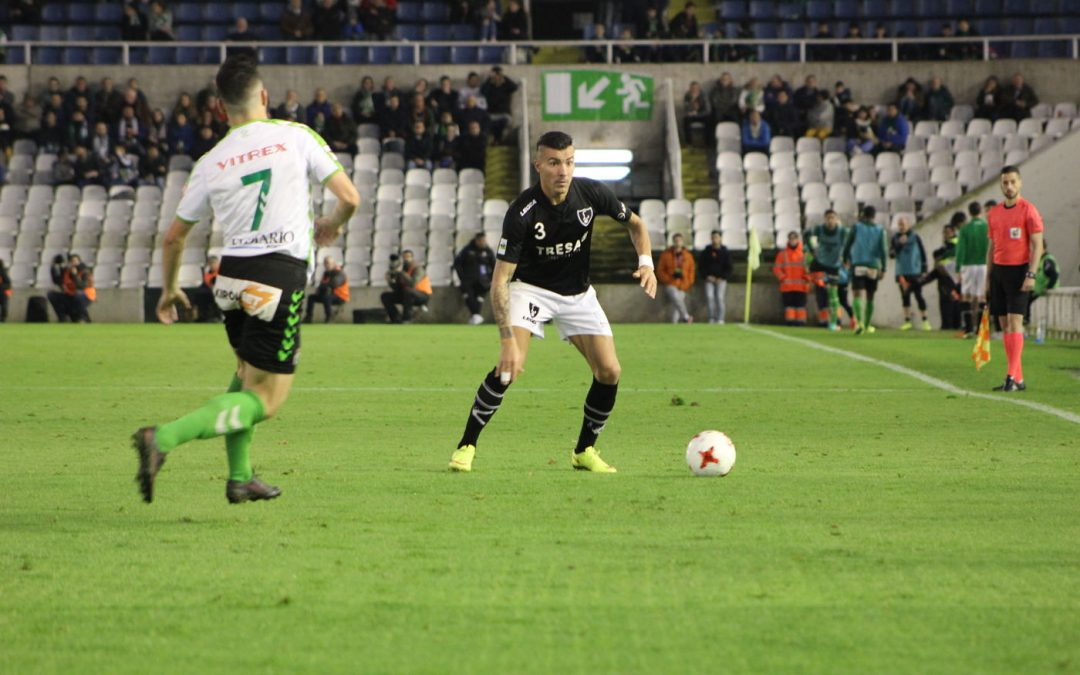 Racing de Santander 1 – 0 CD Lealtad