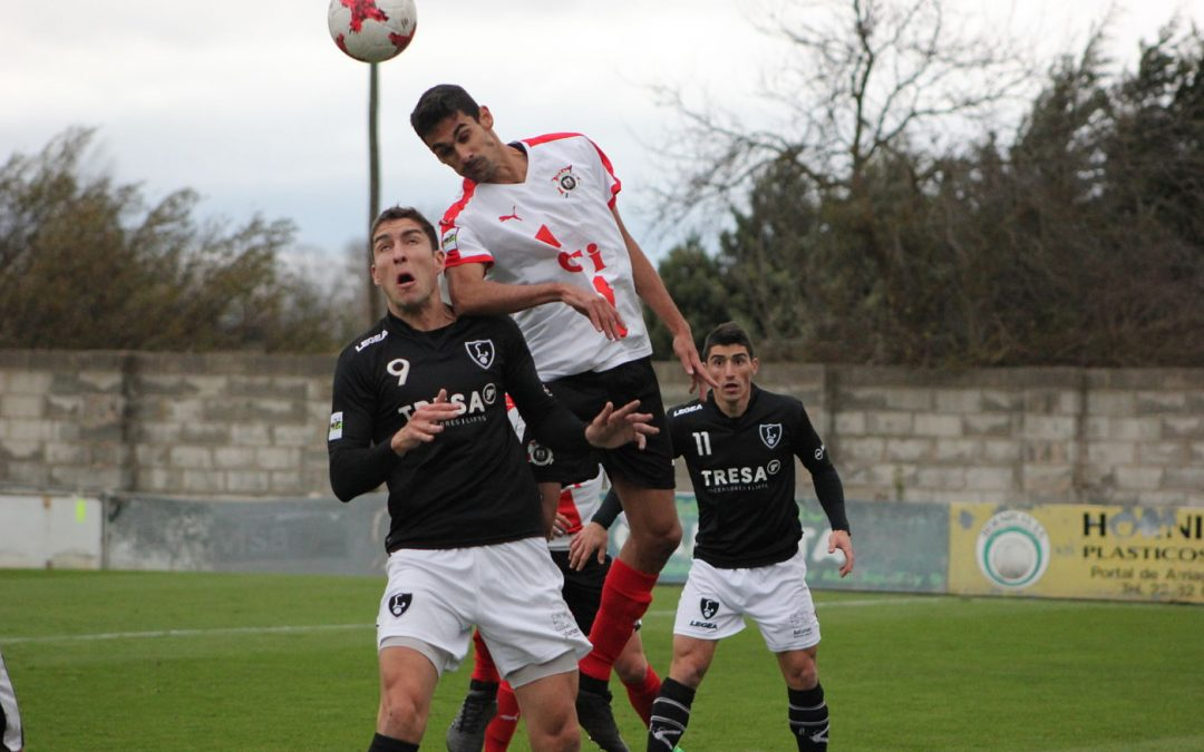 CD Vitoria 3 – 0 CD Lealtad