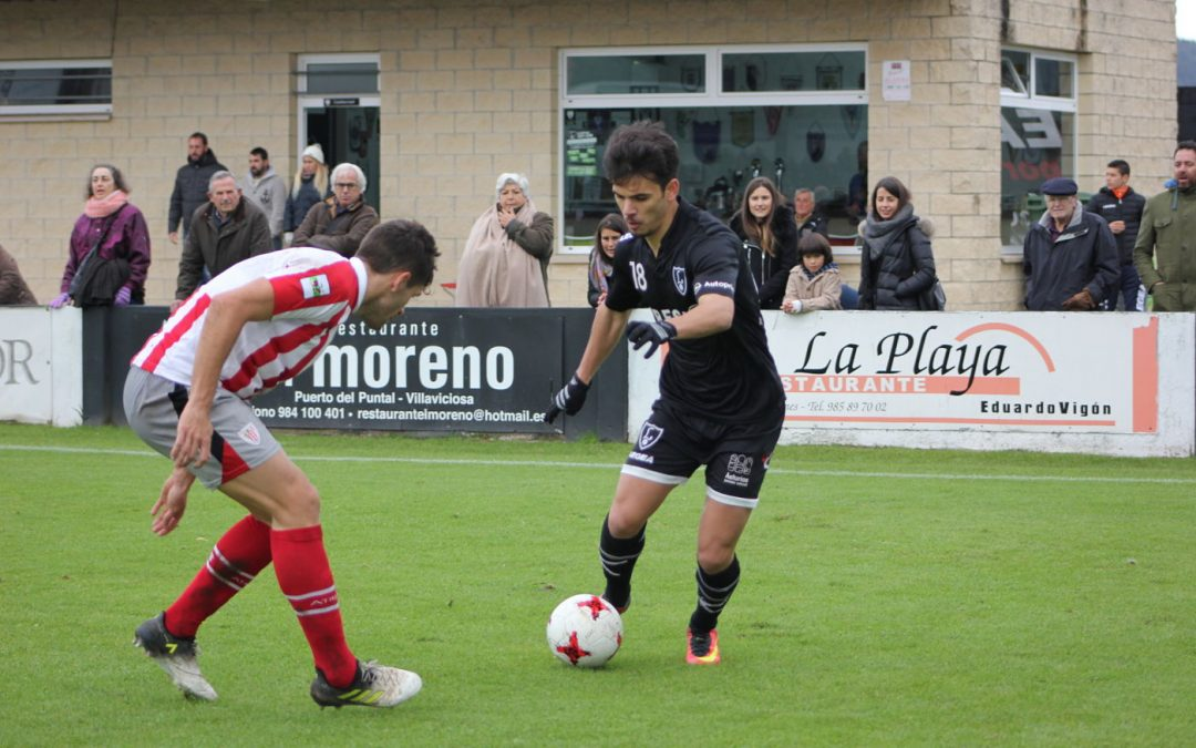 CD Lealtad 0-1 Bilbao Athletic