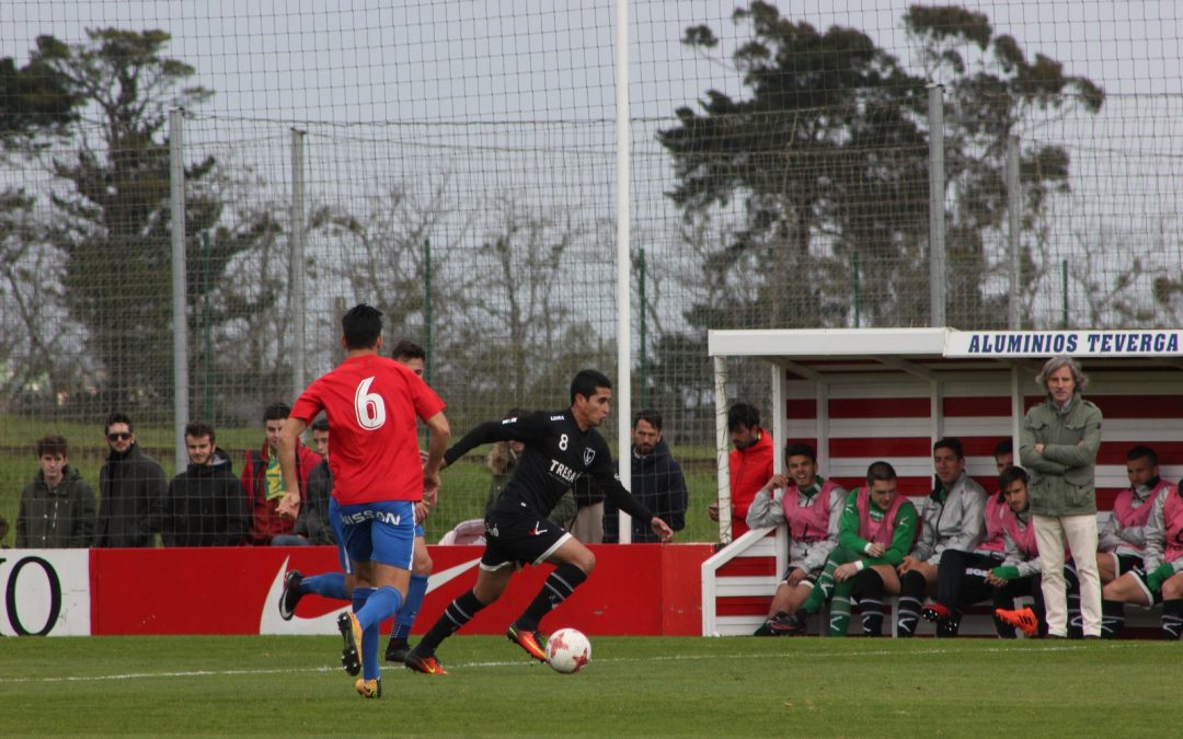 Real Sporting B 1 – 1 CD Lealtad