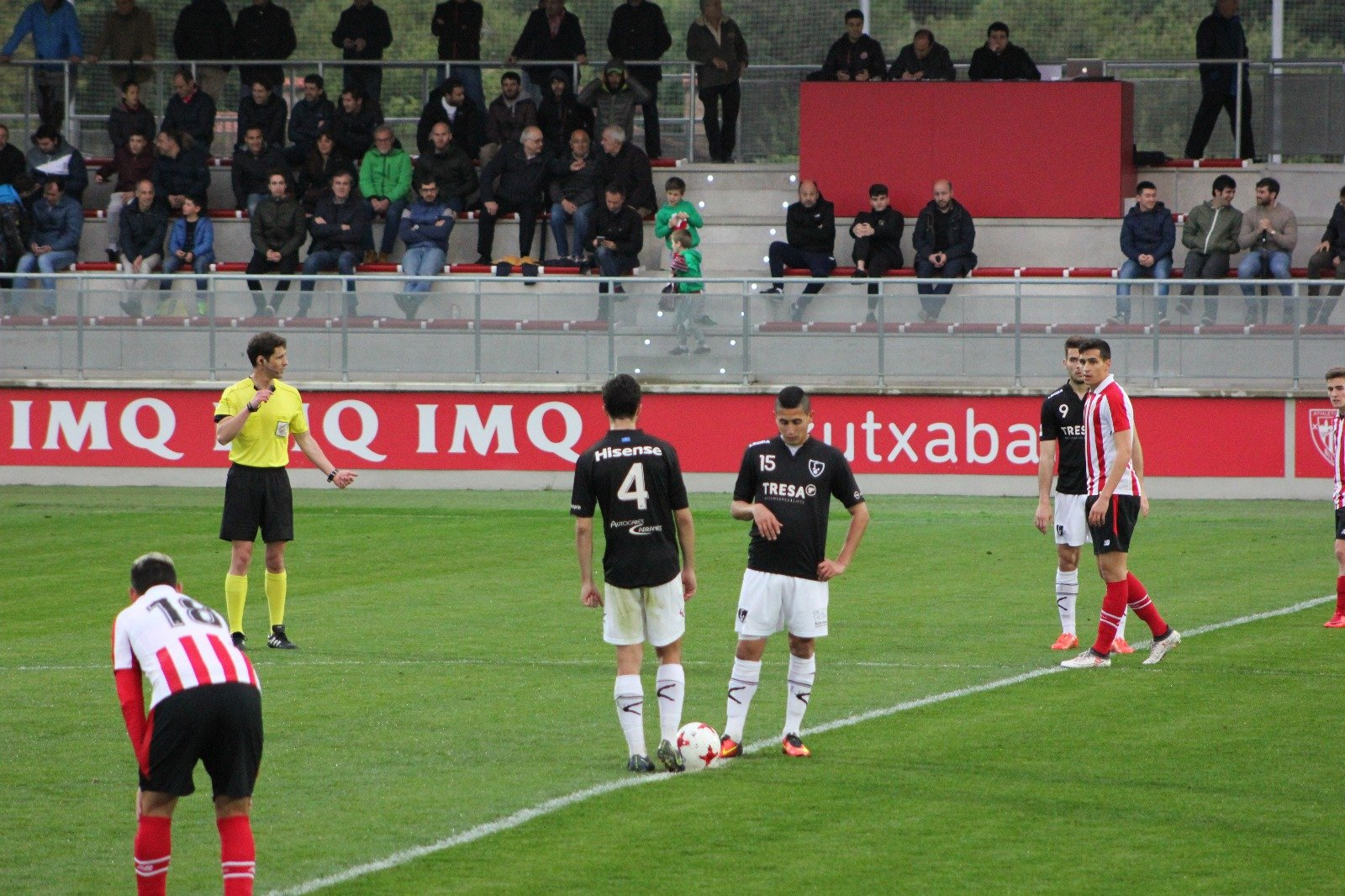 Bilbao Athletic 8 – 0 CD Lealtad