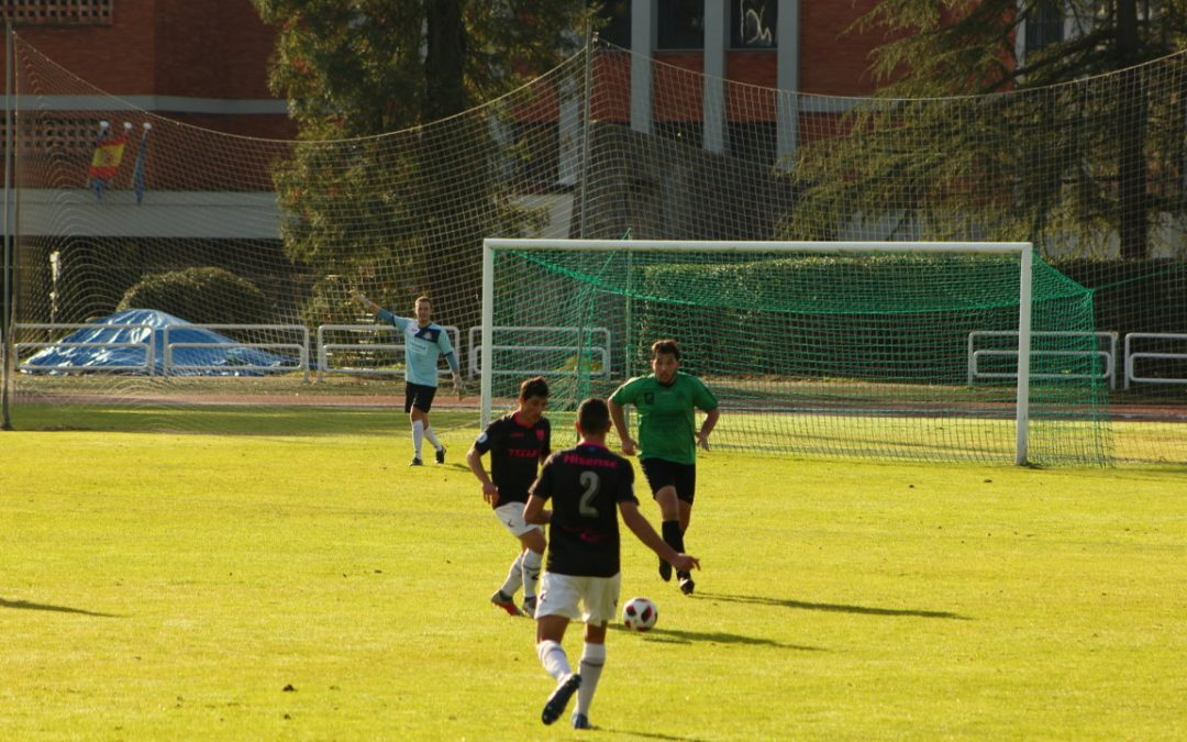 Jornada 16: Universidad de Oviedo 0 – 1 CD Lealtad