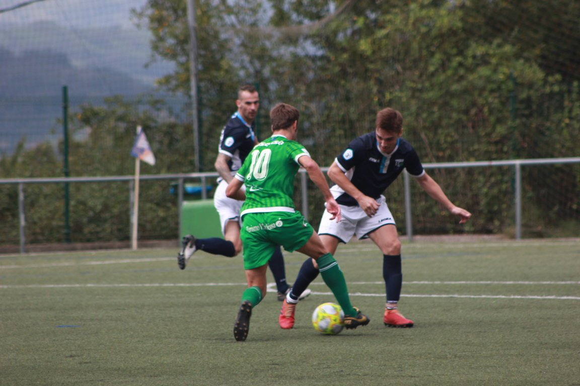 Jornada 6: «CD Vallobín 0 – 0 CD Lealtad»