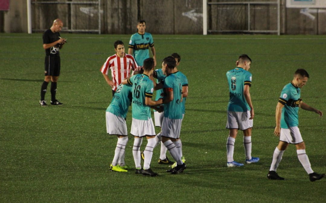 Jornada 9: Club Siero 0 – 3 CD Lealtad